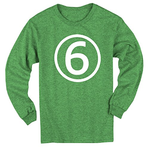 number long sleeve shirt - 7