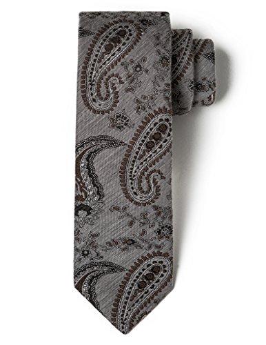 Origin Ties Men's Silk Skinny Tie Handmade 2.25