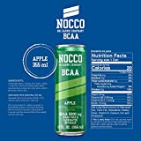 NOCCO BCAA Carbonated Sugar-free and Low Calorie
