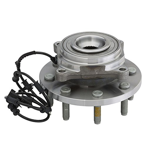DTA Front Wheel Bearing & Hub Assembly NT515162 Ram 2500, Ram 3500, 2014 2015 2016 4WD Only