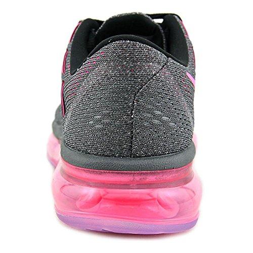Nike 806772-016, Zapatillas de Trail Running para Mujer Gris (Dark Grey / Pink Blast-Black-Wolf Grey)