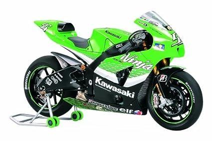 Amazon.com: Tamiya 1/12 motorcycle No.109 1/12 Kawasaki ...