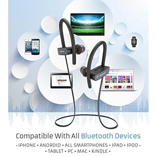 Bluephonic Bluetooth Wireless Headphones | HD Stereo Beats