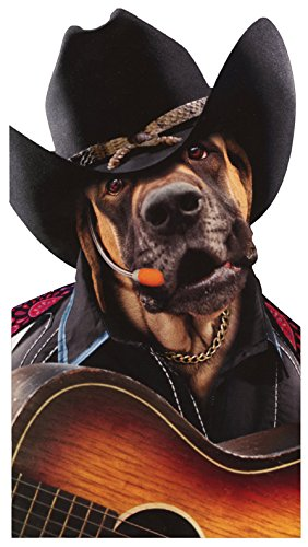 Image Unavailable Not Available For Colour Singing Cowboy Dog