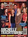 Buffy The Vampire Slayer Magazine June 2002 Michelle Trachtenberg Feature