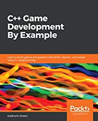 Explore modern game programming and rendering techniques to build games using C++ programming language and its popular librariesKey FeaturesLearn how you can build basic 2D and complex 3D games with C++Understand shadows, texturing, lighting,...