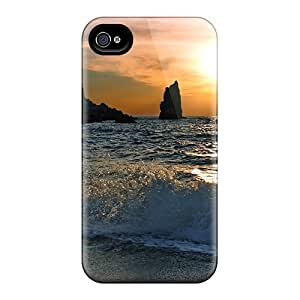 Snap-on Case Designed For Iphone 4/4s- The Most Romantic Place