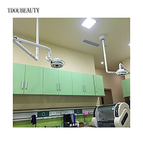 36 W Ceiling LED Surgical Medical Exam Light Shadowless Lamp KD-2012D-2 800mm by TDOUBEAUTY (Image #2)