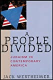 A People Divided, Jack Wertheimer, 0465001653