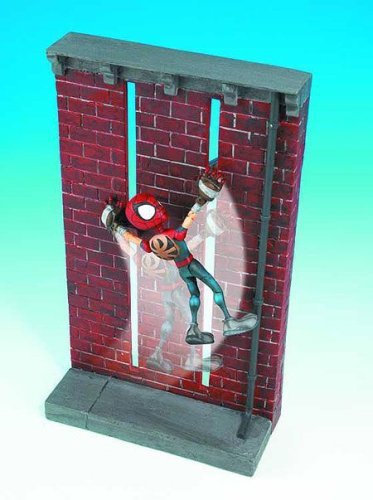 Spider-man Manga Spider-Man with Wall crawling action!
