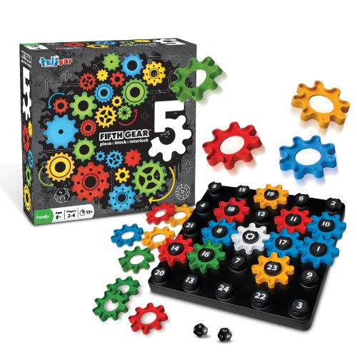 TaliCor Fifth Gear Board Game