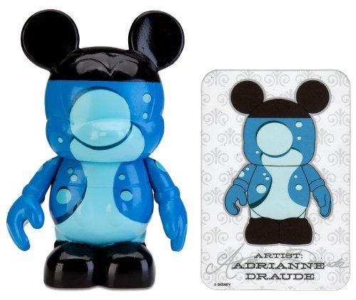 (Disney Blue Lava Lamp by Adrianne Draude Vinylmation ~3