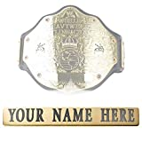 Personalized Nameplate for Adult WWE World Heavyweight Championship Replica Belt