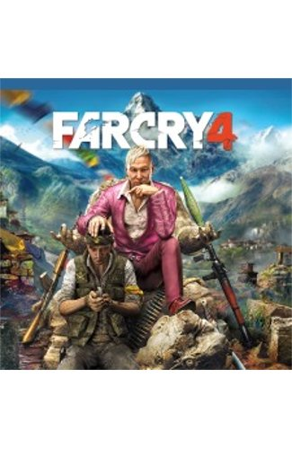 Far Cry 4 Gold Edition - PS4 [Digital Code] by Ubisoft