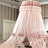 Palace Ceiling Dome Nets/Fine,Fashion,Floor Hanging,Princess Mosquito Net-B A