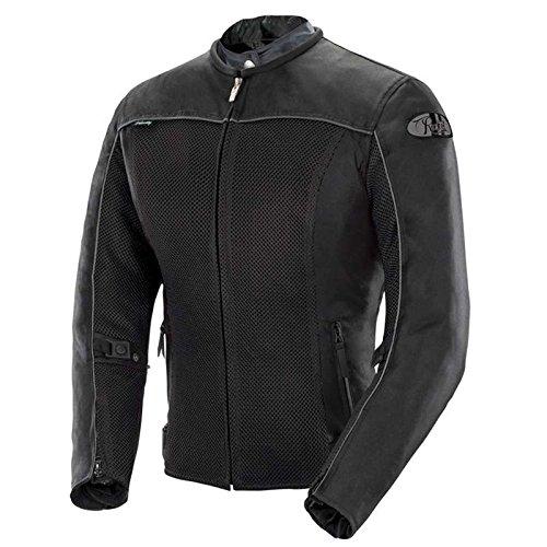 Joe Rocket Velocity Women's Mesh Motorcycle Jacket (Black, Small)