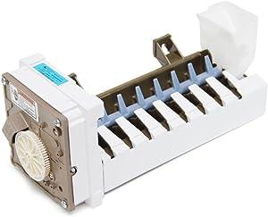 Whirlpool W10300024 Refrigerator Ice Maker Assembly Genuine Original Equipment Manufacturer (OEM) Part