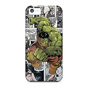 BYv754AXkB Case Cover Hulk Comics Iphone 5c Protective Case