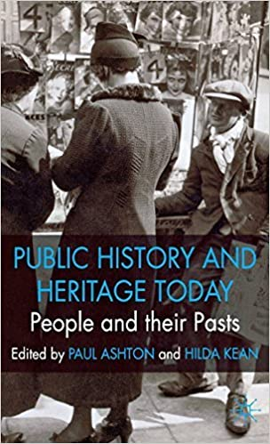 Public History and Heritage Today: People and their Pasts (December 7, 2012)