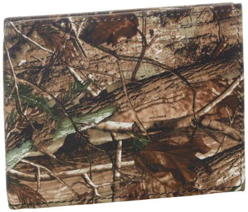 Weber's Leathers Men's Realtree AP Billfold, Realtree AP, One Size