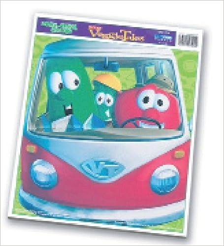 Book VT Larry Junior and Bob Inlaid Puzzle