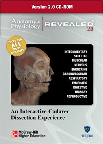 Amazon.com: Anatomy & Physiology Revealed Online Version 2.0 24 ...