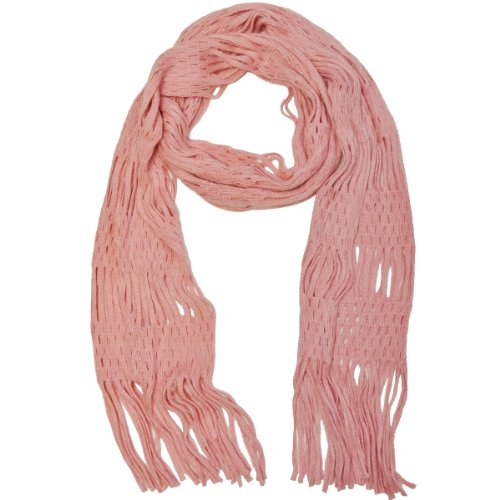 Wrapables Warm Long Scarf Tassels