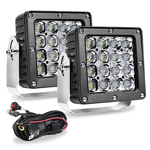 Wayup Square Driving Lights Harness