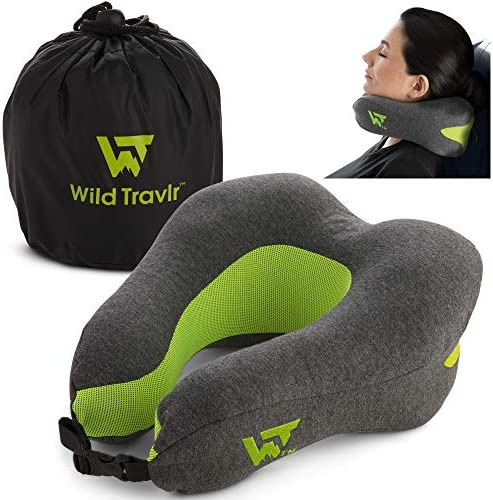 Neck Pillow Airplane Travel Removable product image