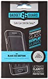 Gadget Guard Black Ice Edition Tempered Glass Screen Guard for iPhone 6 / 6S / 7 - Retail Packaging - Clear