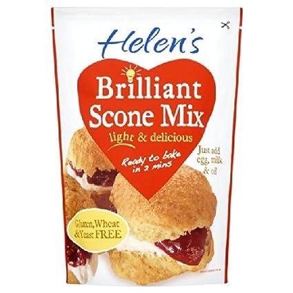 Sin Gluten Scone Mix 280g de Helen