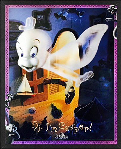 Casper The Friendly Ghost Halloween Poster Print (16