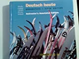 Deutsch Heute : Introductory German, Moeller, Jack R., 0395591430