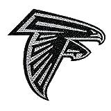 Atlanta Falcons NFL Sports Team Logo Car Truck SUV Motorcycle Trunk 3D Bling Gem Crystals Chrome Emblem Adhesive Decal