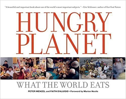 image for Hungry Planet: What the World Eats