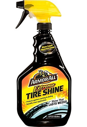 Armor All Extreme Tire Shine Trigger 22 oz (4 Pack)