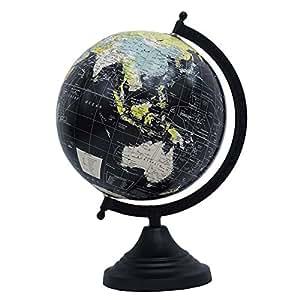 Medio de escritorio mundo que gira globo terr queo - Globo terraqueo amazon ...