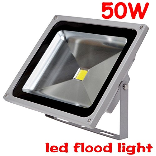 eGOLDBOX® 50 Watt LED Waterproof Outdoor Security LED Flo...