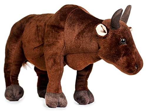 [VIAHART 19 Inch Large Bull Stuffed Animal Plush | Bobby the Bull] (Bull Rider Costume Toddler)