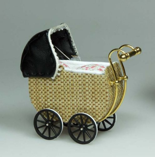 Antique Pram Stroller - 1