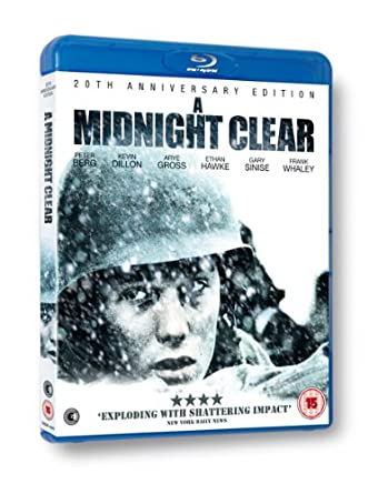 Amazon com: Midnight Clear: 20th Anniversary [Blu-ray
