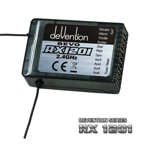 Walkera DEVO Series 12CH RC Helicopter Parts Standard Receiver RX1201 Remote Control Toys Parts
