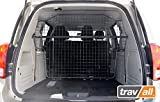 Travall Guard for Dodge Grand Caravan (2007-Current) TDG1435 – Rattle-Free Steel Pet Barrier