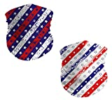meakeize Girls 4th of July Ski Mask Breathable Face