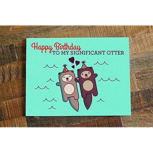 birthday card boyfriend amazon com