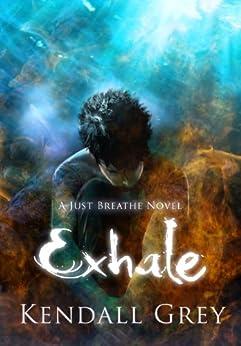 Exhale Just Breathe Novel Book ebook product image