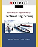 img - for Connect 1 Semester Access Card for Principles and Applications of Electrical Engineering book / textbook / text book
