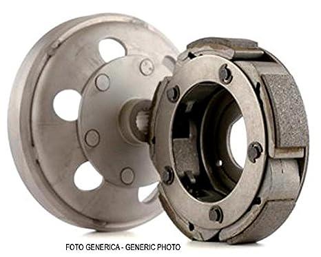 Ferodo Kit impulsor + campana Suzuki An 400 Burgman 2007 > 2012 fcg0565 (Kit impulsor