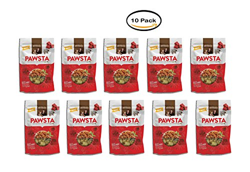 PACK OF 10 - Rachael Ray Nutrish Pawsta Dog Treats, Riggies