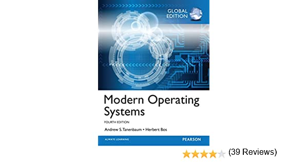 Mensioprer Modern Operating Systems By Andrew S Tanenbaum Pdf